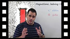 Magnetisme er elektromagnetiske kræfter