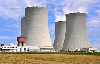 Atom kraftværk.