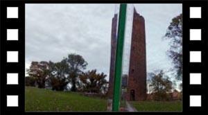 Gåsetårn Vordingborg måles vha. ensvinklede trekanter