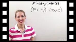 Minus-parentes