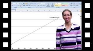 Akvariefyldning i Excel