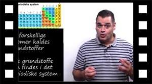 Atomer, molekyler og det periodiske system