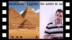 Verdensbilleder: Egypten, 4000 fvt.