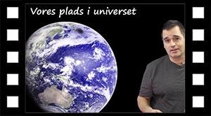Vores plads i universet