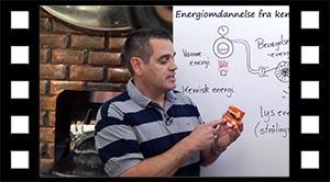 Dampmaskine, energiomdannelseTeori
