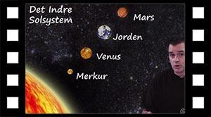 De 4 inderste planeter