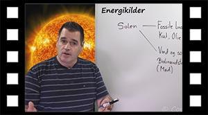 Energi fra solen