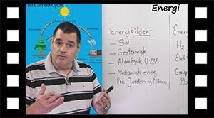 Energikilde og energibærer