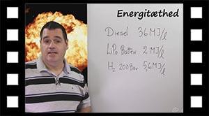 Energitæthed