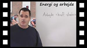Energi og arbejde