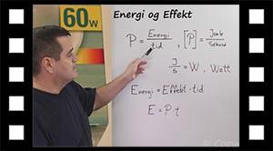 Energi og effekt