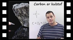 Carbon, grundlag for liv og energiproduktion