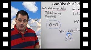 Molekly og ion forbindelse