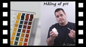Måling af pH
