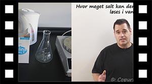 Aktivitet: Mættet saltvand (NaCl)