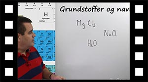 Grundstoffer starter med stort bogstav