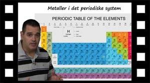 Metaller og ikke metaller