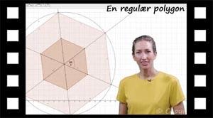 Hvad er en regulær polygon?